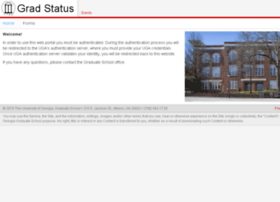 gradstatus.uga.edu