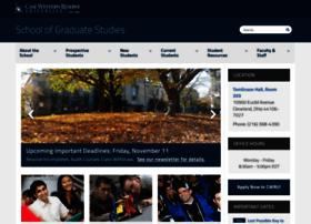 gradstudies.case.edu