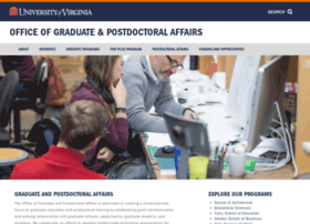 gradstudies.virginia.edu