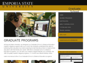 graduate.emporia.edu
