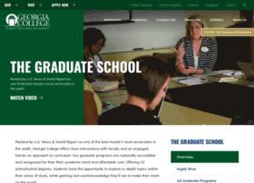 graduate.gcsu.edu