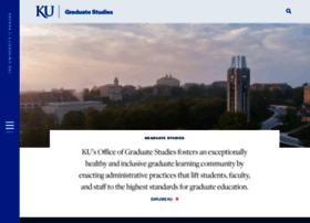 graduate.ku.edu