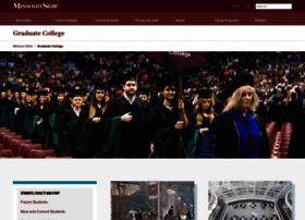 graduate.missouristate.edu