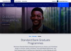 graduate.standardbank.com