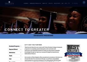 graduate.trnty.edu
