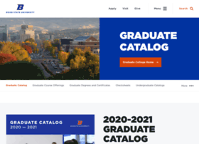graduatecatalog.boisestate.edu
