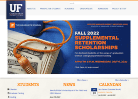 graduateschool.ufl.edu