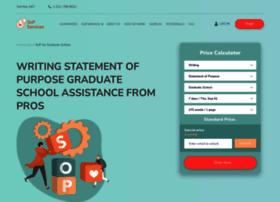 graduateschoolstatementofpurpose.org