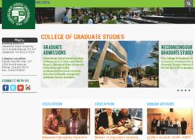 graduatestudies.csuohio.edu