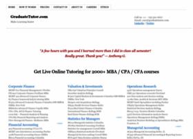graduatetutor.com
