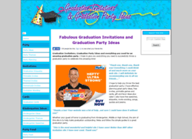 graduation-invitations-graduation-party.com
