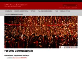 graduation.iastate.edu