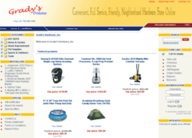 gradysonline.com