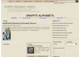graffiti-alphabet-letters.com