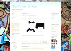 graffiti-on-the-sun.blogspot.com
