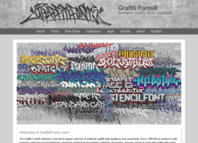 graffitifonts.net