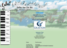 graftonarealivearts.org