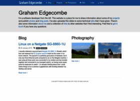 grahamedgecombe.com