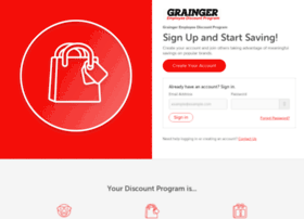 grainger.perkspot.com