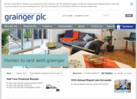 graingerplc.co.uk
