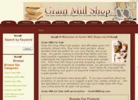 grainmillshop.com