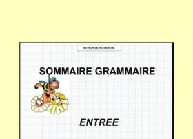 grammaire.tableau-noir.net