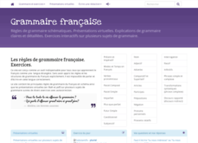 grammairefrancaise.ca