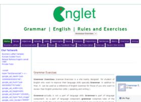 grammar-test.englet.com