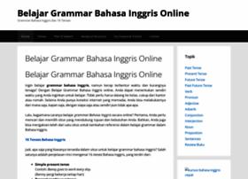 Grammarbahasainggris.net