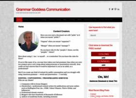 grammargoddess.com