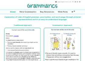 grammarics.com