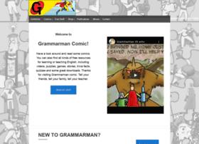 grammarmancomic.com
