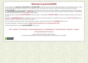 grammarnow.com