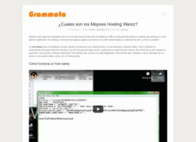 grammata.com.ar