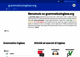 grammaticainglese.org