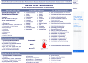 grammatikdeutsch.de