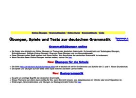 grammatiktraining.de