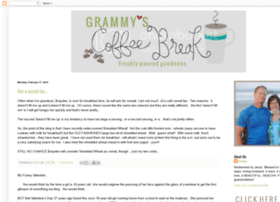 grammyscoffeebreak.blogspot.com