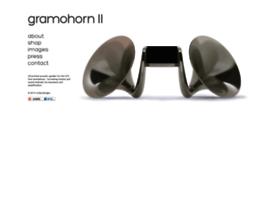 gramohorn.com