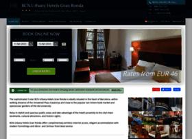 gran-ronda-barcelona.hotel-rez.com