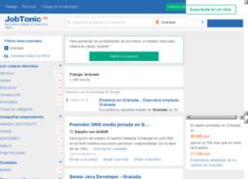 granada.jobtonic.es