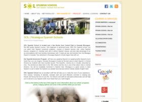 granadanicaraguaspanishschool.com