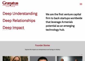 granatusventures.com