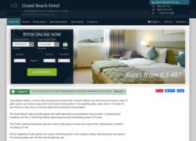 Grand-beach-tel-aviv.hotel-rez.com