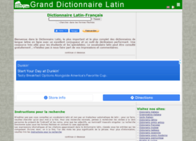 grand-dictionnaire-latin.com