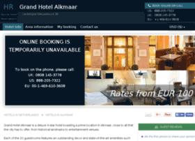 grand-hotel-alkmaar.h-rez.com