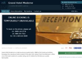 grand-moderne-lourdes.hotel-rez.com
