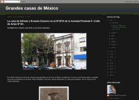 grandescasasdemexico.blogspot.mx