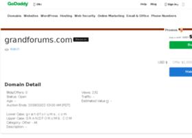 grandforums.com