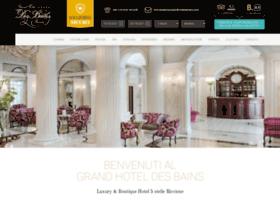 grandhoteldesbains.com